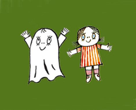 Spöket Laban & Co