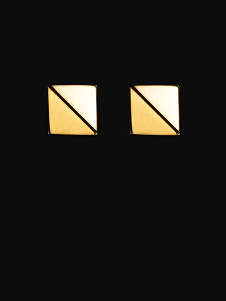 Glimten örhängen guld