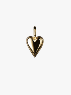 Lilla Mariahjärtat guld