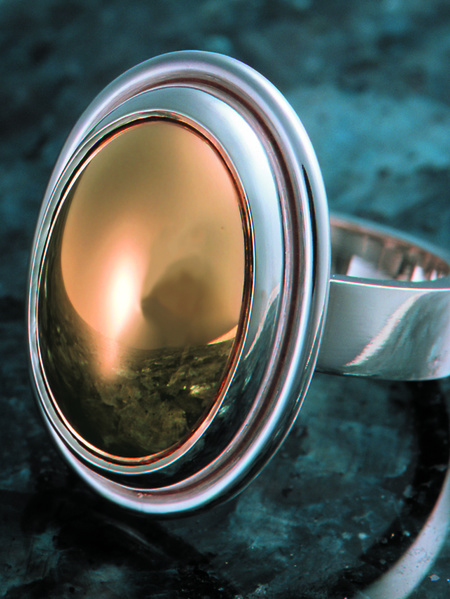 Marianne Sinclaires ring