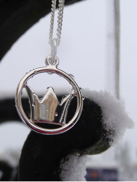 Min Prins! silver