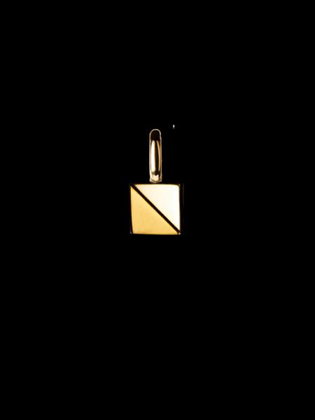 Glimten hängsmycke guld
