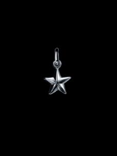 Lycka till! stjärnan vitguld