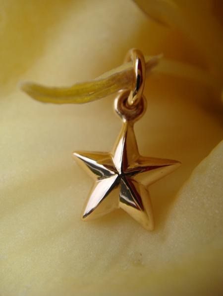 Lycka till! stjärnan guld