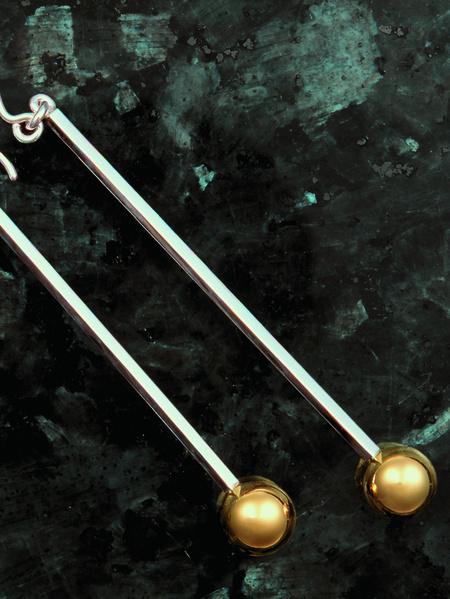 Anna Stjärnhöks örhänge