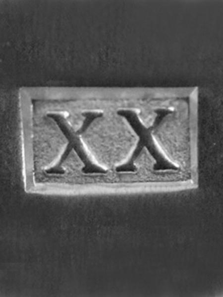 Akvamarin collier