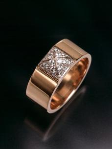 Kajsa ring guld diamanter